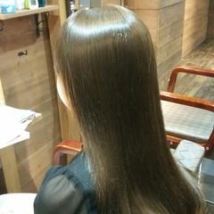 ブリーチなし ベージュ 外国人風 透明感 ヘアスタイルや髪型の写真・画像