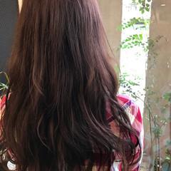 ゆるふわ ナチュラル 愛され ピンク ヘアスタイルや髪型の写真・画像