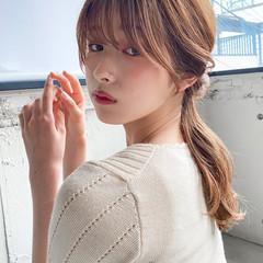 ヘアアレンジ セルフヘアアレンジ パーマ デジタルパーマ ヘアスタイルや髪型の写真・画像