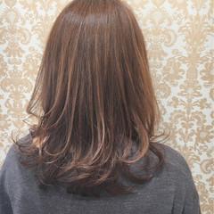 ナチュラル こなれ感 大人かわいい エアリー ヘアスタイルや髪型の写真・画像