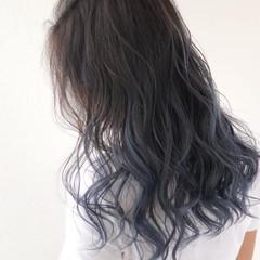 髪質改善トリートメント 髪質改善 ブリーチカラー ロング ヘアスタイルや髪型の写真・画像