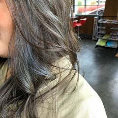 3Dハイライト 大人ハイライト 春色 デート ヘアスタイルや髪型の写真・画像