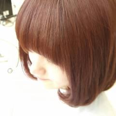 外国人風 ピンク レッド 渋谷系 ヘアスタイルや髪型の写真・画像