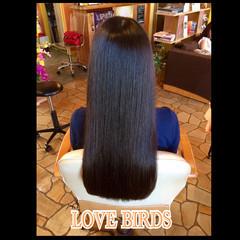 黒髪 モテ髪 艶髪 ロング ヘアスタイルや髪型の写真・画像