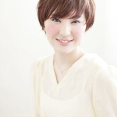 ショート 簡単ヘアアレンジ バレンタイン アンニュイ ヘアスタイルや髪型の写真・画像