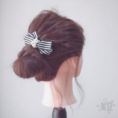 ショート オフィス フェミニン ロング ヘアスタイルや髪型の写真・画像