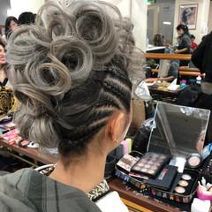 ストリート 成人式 ヘアアレンジ 福岡市 ヘアスタイルや髪型の写真・画像