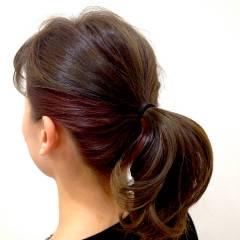 ストリート アッシュ スポーツ レッド ヘアスタイルや髪型の写真・画像