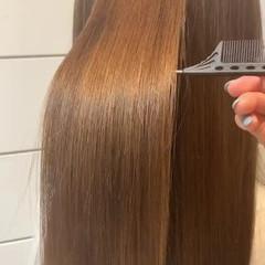 ナチュラル ゆるふわ ロング 艶髪 ヘアスタイルや髪型の写真・画像