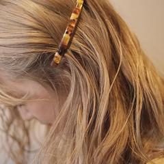 ブリーチカラー モード ミルクティーベージュ ブロンドカラー ヘアスタイルや髪型の写真・画像
