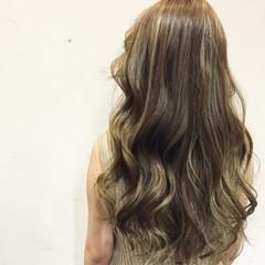 ガーリー 大人かわいい ロング 外国人風 ヘアスタイルや髪型の写真・画像