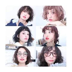 大人女子 外国人風 小顔 大人かわいい ヘアスタイルや髪型の写真・画像