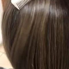 ショート 白髪染め グレーカラー 大人カラー ヘアスタイルや髪型の写真・画像