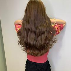 波巻き 簡単ヘアアレンジ 波ウェーブ ヘアアレンジ ヘアスタイルや髪型の写真・画像