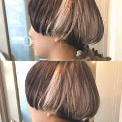 ショート 黒髪 モード こなれ感 ヘアスタイルや髪型の写真・画像