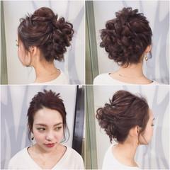 大人かわいい 外国人風 ロング フェミニン ヘアスタイルや髪型の写真・画像