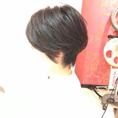 ショートボブ 大人女子 ショート 色気 ヘアスタイルや髪型の写真・画像