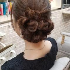 上品 ロング エレガント 大人かわいい ヘアスタイルや髪型の写真・画像