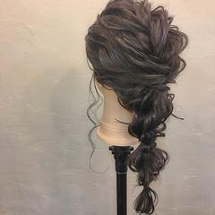 ショート ロング ナチュラル 夏 ヘアスタイルや髪型の写真・画像