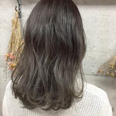 デート 冬 ヘアアレンジ ナチュラル ヘアスタイルや髪型の写真・画像
