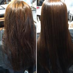 髪質改善トリートメント エレガント トリートメント 髪質改善 ヘアスタイルや髪型の写真・画像