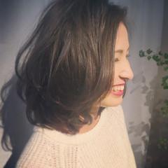 ゆるふわ 色気 ナチュラル  ヘアスタイルや髪型の写真・画像