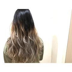 ロング 大人かわいい ストリート 渋谷系 ヘアスタイルや髪型の写真・画像
