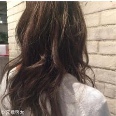 アッシュ ハイライト ストリート 外国人風 ヘアスタイルや髪型の写真・画像