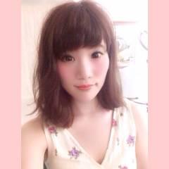 愛され モテ髪 フェミニン ゆるふわ ヘアスタイルや髪型の写真・画像