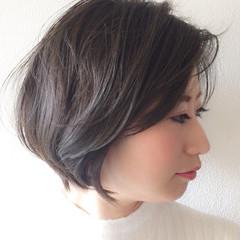 透け感 ブルージュ ナチュラル 外国人風カラー ヘアスタイルや髪型の写真・画像