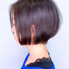 ショート 大人かわいい ショートヘア ショートボブ ヘアスタイルや髪型の写真・画像