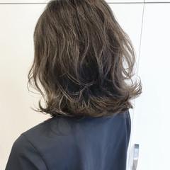 ヘアアレンジ ナチュラル ロング ハイライト ヘアスタイルや髪型の写真・画像