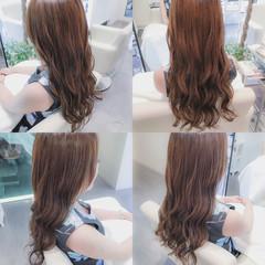 巻き髪 リラックス エレガント 上品 ヘアスタイルや髪型の写真・画像