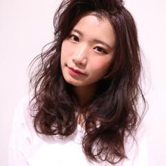 ゆるふわ ショート 簡単ヘアアレンジ 外国人風 ヘアスタイルや髪型の写真・画像