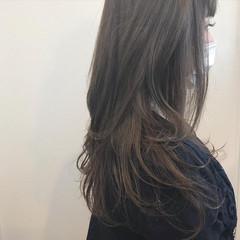 ゆる巻き 大人ヘアスタイル 巻き髪 ロング ヘアスタイルや髪型の写真・画像