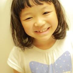 かわいい 色気 ボブ 子供 ヘアスタイルや髪型の写真・画像
