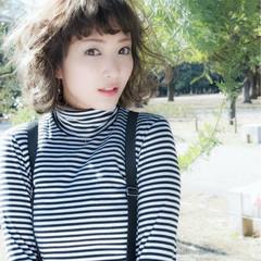 フェミニン 色気 ハイライト グラデーションカラー ヘアスタイルや髪型の写真・画像