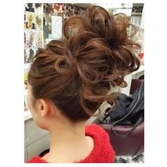 謝恩会 ヘアアレンジ アウトドア ストリート ヘアスタイルや髪型の写真・画像