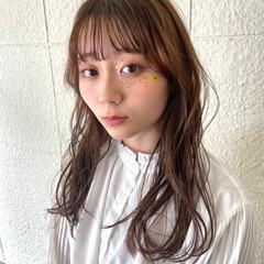 巻き髪 ヘアスタイル フェミニン 大人かわいい ヘアスタイルや髪型の写真・画像