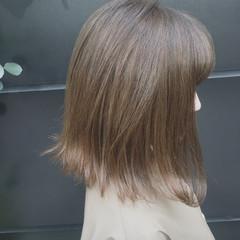 ブラウン 外国人風 ボブ 色気 ヘアスタイルや髪型の写真・画像