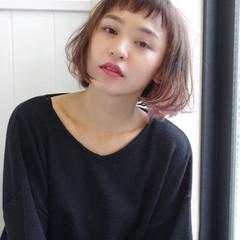 前髪あり ストリート ゆるふわ 外国人風 ヘアスタイルや髪型の写真・画像