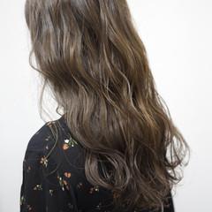 リラックス 透明感 ヘアアレンジ ナチュラル ヘアスタイルや髪型の写真・画像