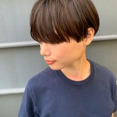 ショート モード ベリーショート ショートヘア ヘアスタイルや髪型の写真・画像