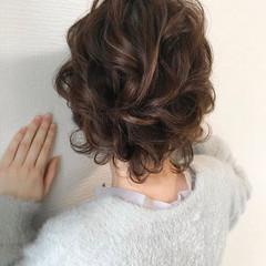 デート 成人式 ショート 黒髪 ヘアスタイルや髪型の写真・画像