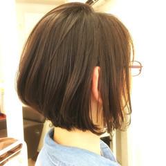 ショート 大人女子 ボブ ショートボブ ヘアスタイルや髪型の写真・画像