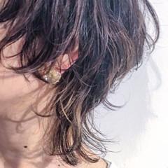外国人風 ピュア 前髪あり ナチュラル ヘアスタイルや髪型の写真・画像