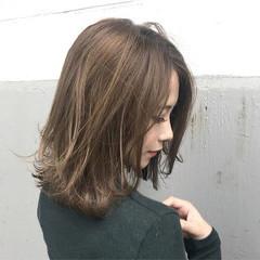 デート アンニュイ 透明感 秋 ヘアスタイルや髪型の写真・画像