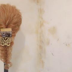 ヘアアレンジ ロング 秋 冬 ヘアスタイルや髪型の写真・画像