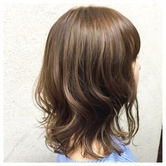 ボブ 外ハネ 冬 パーマ ヘアスタイルや髪型の写真・画像