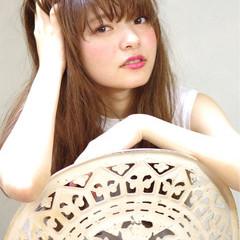 外国人風 モード フェミニン かっこいい ヘアスタイルや髪型の写真・画像